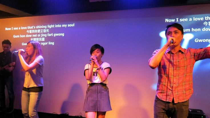 lifehouse hong kong worship singers
